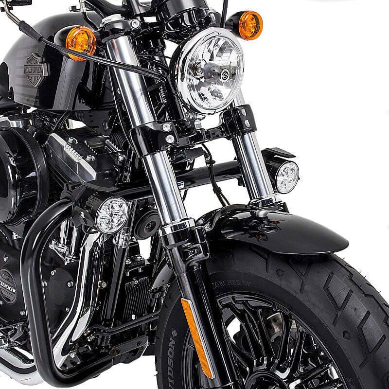 lumitecs led und halogen motorrad zusatz scheinwerfer enjoy the night. Black Bedroom Furniture Sets. Home Design Ideas